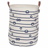 Sealskin Kosz na pranie Rope, kremowy, 60 L, 362282022