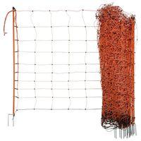 Neutral Siatka elektryczna dla owiec OviNet, 90 cm, pomarańczowa