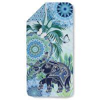 HIP Ręcznik ISARA, 75x180 cm, niebieski