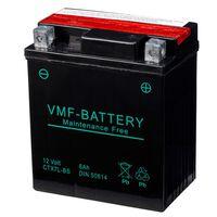 VMF Powersport Akumulator Liquifix, 12 V, 6 Ah, MF YTX7L-BS