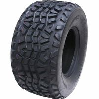 23x11.00-10 Quad Atv Tyre, Kawasaki Mule Wanda P3077, 23x11-10 4ply
