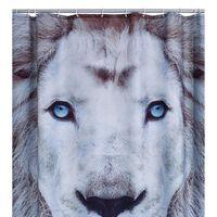 RIDDER Zasłona prysznicowa Lion, 180 x 200 cm