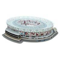 Nanostad 156-częściowe puzzle 3D London Olympic Stadium