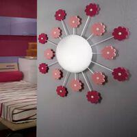 EGLO Lampa ścienna/sufitowa VIKI 1, różowa, 92147