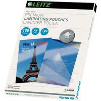 Leitz Folie do laminowania ILAM, 100 mikronów, A4, 100 szt.