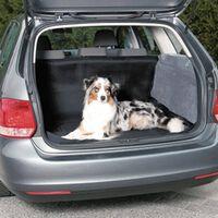 TRIXIE Pokrowiec do bagażnika dla psa, 120x150 cm, czarny