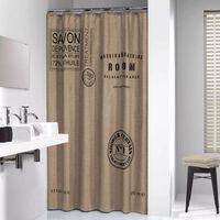 Sealskin Zasłona prysznicowa Provence, 180 cm, ecru, 233321366
