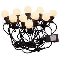 HI Łańcuch oświetleniowy z 20 żarówkami LED, 1250 cm