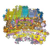 Clementoni Puzzle Mordillo The Show, 1000 elementów