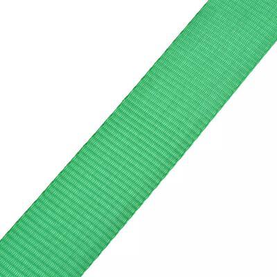vidaXL Taśma do slackliningu, 15 m x 50 mm, 150 kg, zielona