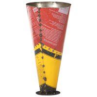 vidaXL Stojak na parasole, wielokolorowy, 29x55 cm, żelazo