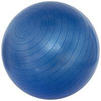 Avento Piłka fitness, 65 cm, niebieska, 41VM-KOR