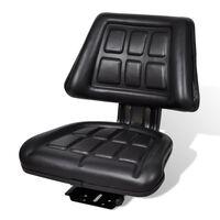 vidaXL Siedzenie z oparciem do ciągnika