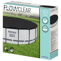 Bestway Pokrywa na basen Flowclear Fast Set, 555 cm