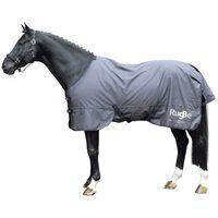 Covalliero Derka padokowa dla konia RugBe Zero, 145 cm, szara