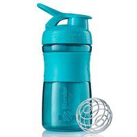 BlenderBottle Shaker SportMixer, 590 ml, kolor morski