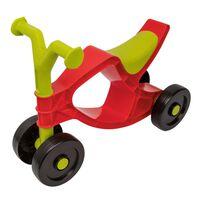 BIG Jeździk-rowerek Flippi, czerwono-zielony