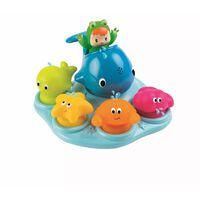 Smoby Zabawka do kąpieli, wyspa, Cotoons