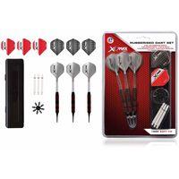 XQmax Darts 27-elementów rzutek gumowanych, 18 g, softip QD7000670