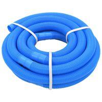 vidaXL Wąż do basenu, niebieski, 32 mm, 9,9 m