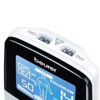 Beurer Cyfrowy stymulator mięśni TENS/EMS EM 49, biały