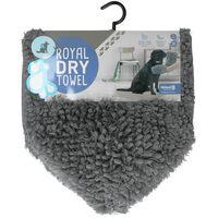 Doggy Dry Ręcznik, szary