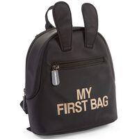 CHILDHOME Plecak dla dziecka My First Bag, czarny