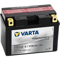 Varta Akumulator do motocykla, Powersports AGM TTZ14S/TTZ14-BS