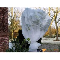 Nature Rękaw ochronny na rośliny, 30 g/m², biały, 1x10 m