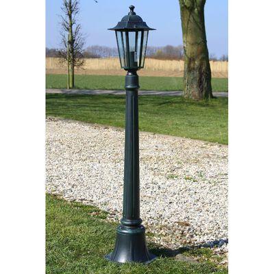 vidaXL Lampa ogrodowa Preston, 105 cm