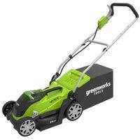 Greenworks Kosiarka do trawy G40LM35 bez akumulatora 40 V, 2501907