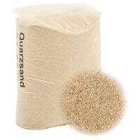 vidaXL Piasek filtracyjny, 25 kg, 0,4-0,8 mm