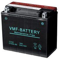 VMF Powersport Akumulator Liquifix 12 V, 18 Ah, MF YTX20L-BS