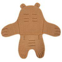 CHILDHOME Uniwersalna poduszka na siedzisko Teddy, beżowa