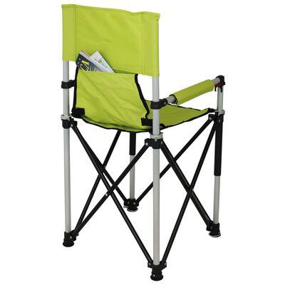 Eurotrail Krzesło turystyczne Petit Jr., limonkowe