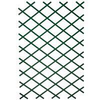 Nature Krata ogrodowa do pnączy, 50x150 cm, PVC, zielona, 6040702