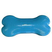 FitPAWS Platforma równoważna dla zwierząt Giant K9FITbone, PVC, aqua