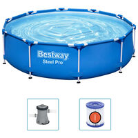Bestway Basen Steel Pro, 305 x 76 cm