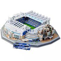 Nanostad Puzzle 3D Stamford Bridge, 171 elementów, PUZZ180055