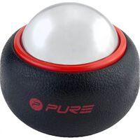 Pure2Improve Kula do masażu zimnem, srebrno-czarna