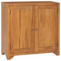 vidaXL Szafka, 70x30x70 cm, lite drewno tekowe