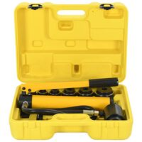 vidaXL Zestaw hydraulicznych narzędzi zaciskowych, 22-60 mm