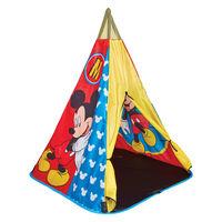 Worlds Apart Namiot dziecięcy Myszka Miki, 100 x 100 x 120 cm