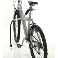 PetEgo Uniwersalna smycz rowerowa dla psa Cycleash, 85 cm, CYCLEASH