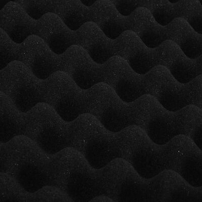 vidaXL Futerał na broń, czarny, 134 x 35 x 12 cm, aluminium