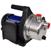 vidaXL Elektryczna pompa ogrodowa do wody, 600 W