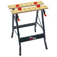 Draper Tools Składany stół warsztatowy, czarny, 68027