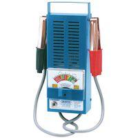 Draper Tools Tester akumulatorów, 100 Amp, niebieski