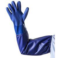 HEISSNER Rękawica długa, XL, niebieska
