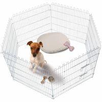FLAMINGO Kojec dla szczeniaczka, 160 x 80 cm, 507806